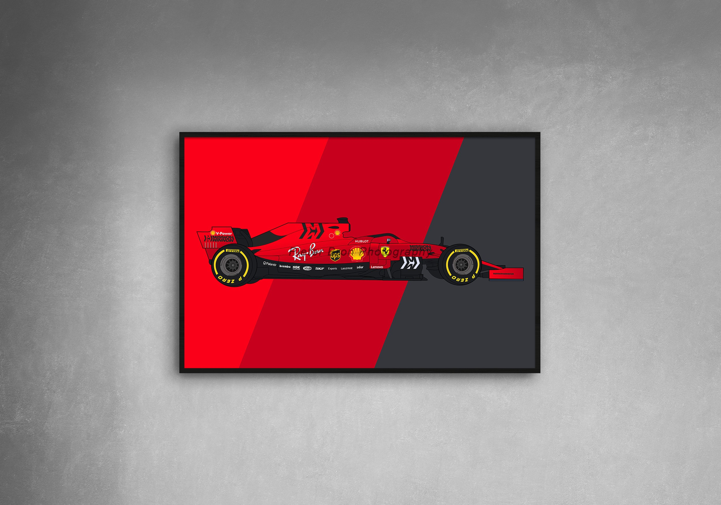 Formula 1, Ferrari SF90, 2019