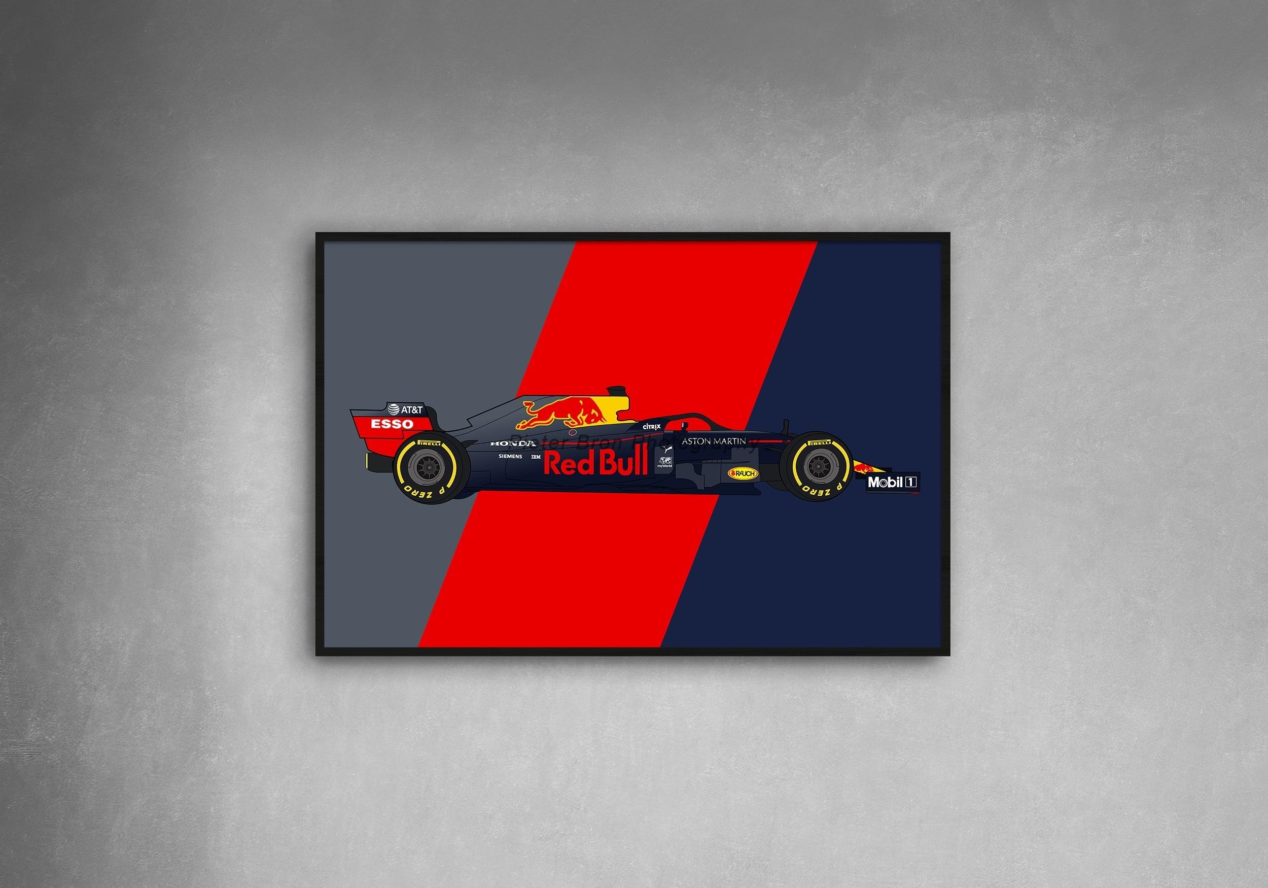 Red Bull RB16, Formula 1,  2020